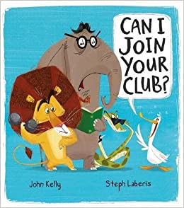 Image result for can i join your club john kelly