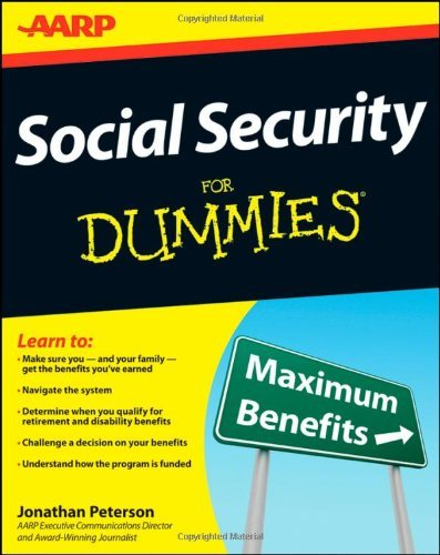 By Jonathan Peterson - Social Security For Dummies (3/18/12) PDF