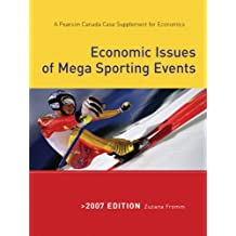 Economic Issues of Mega-Sporting Events