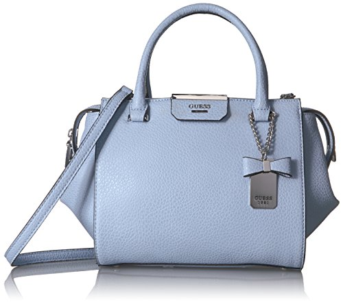 GUESS Ryann Pebble Society Carryall, Sky by GUESS