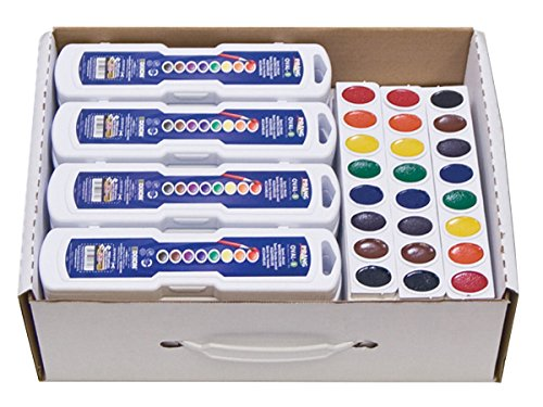 DIX08020 - Prang Professional Watercolors