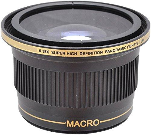 2 opinioni per Power^UP .38x (58mm 52mm) obiettivo Fisheye grandangolare Macro Convertitore per