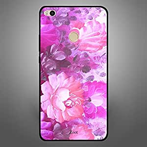Xiaomi MI MAX 2 Pink Floral