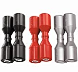 Meinl 3-Piece Artist Series Shaker Set, Luis Conte Signature - NOT MADE IN CHINA - Soft, Medium, and Loud, 2-YEAR WARRANTY LCSET3