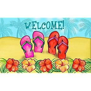 51qwxdSvUFL._SS300_ Beach Doormats & Coastal Doormats