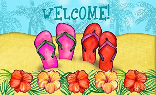 Toland-Home-Garden-Sandy-Sandals-IndoorOutdoor-Standard-Mat-18-x-30