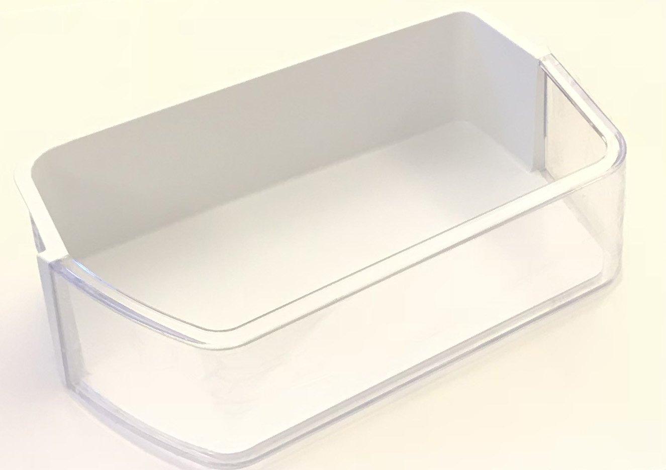 OEM Samsung Refrigerator Door Bin Basket Shelf Tray For Samsung Models RF260BEAESR/AA, RF260BEAESR/AA-0001, RF260BEAEWW/AA, RF260BEAEWW/AA-0001