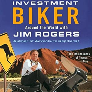 Investment Biker Audiobook