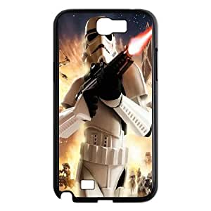 Samsung Galaxy N2 7100 Cell Phone Case Black Star Wars sbk