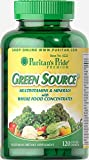 Puritan's Pride Green Source Multivitamin & Minerals-120 Caplets Review