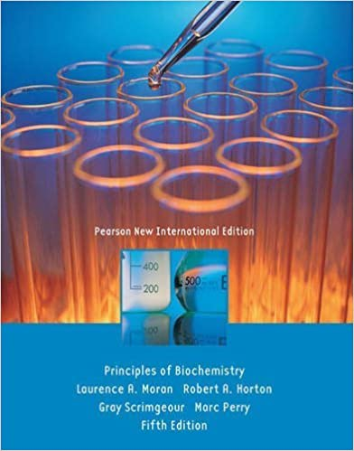 Principles of Biochemistry by Laurence A Moran (2013-07-30)