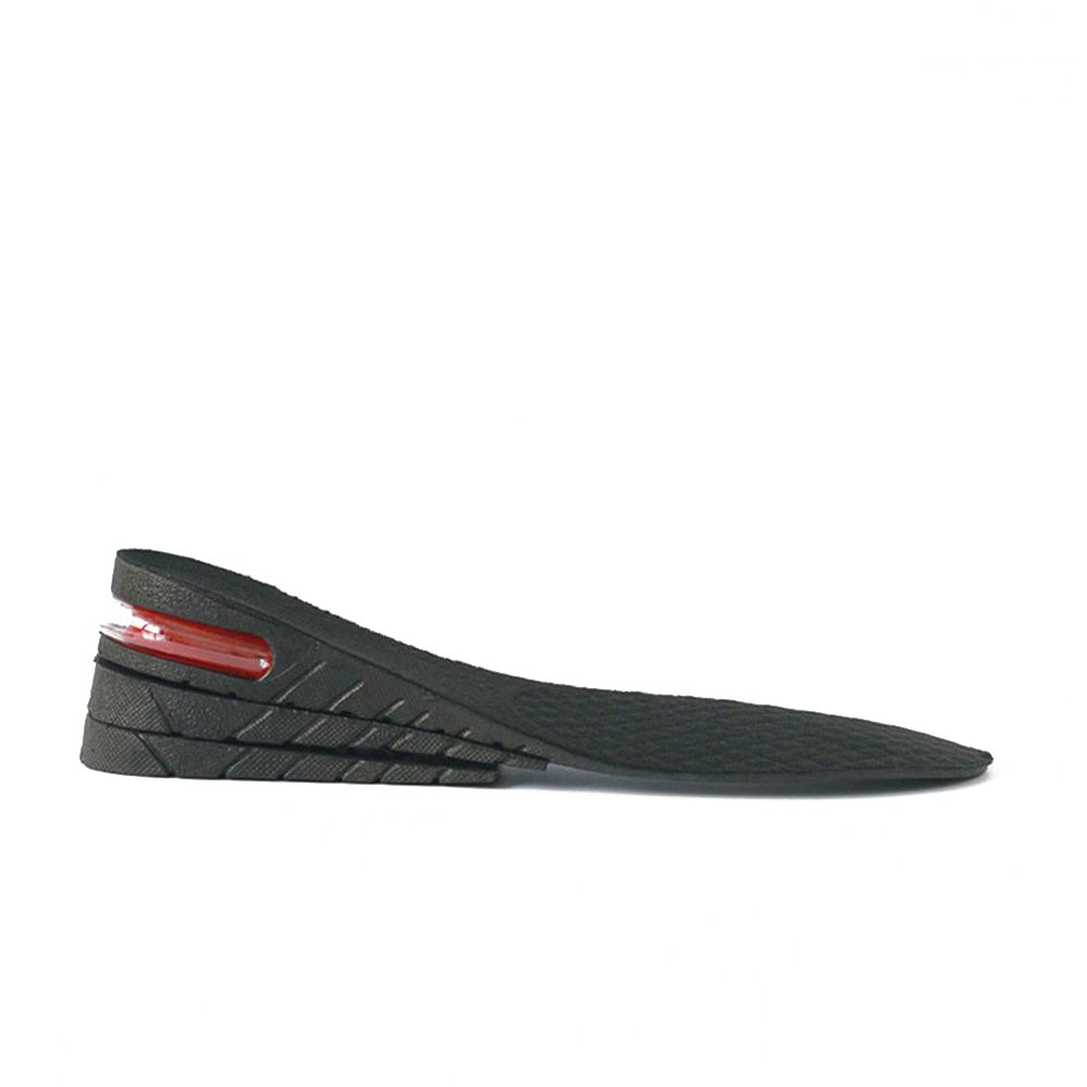 Height Increase Insole 3-Layer Air up Shoe Lifts Elevator Shoes Insole -6 cm(2.4inches)Heels lift Inserts for Men and Women
