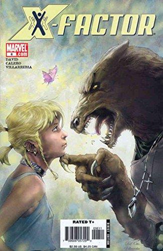 X-Factor (3rd Series) #6 VF/NM ; Marvel comic book -