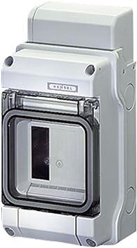 Aufputz IP54 Kunststoff 3x12TE HENSEL KV3536 Kleinverteiler 295x583x129m...