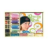 : Bead Bazaar Bead Symphony Bead Kit with Beading Book - Rainbow Libretto