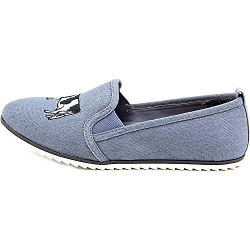 Bar Blue Denim Opalf Loafer III w7rx7qzY