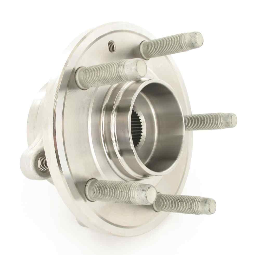 SKF BR930742 Wheel Bearing and Hub Assembly