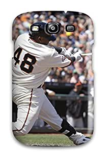 For Galaxy S3 Premium Tpu Case Cover San Francisco Giants Protective Case