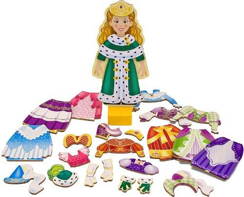 (Princess Elise Magnetic Dress-Up)