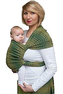 f6431f986e6 Amazon.com   Lenny Lamb Wrap Tai Child Carrier Mini Baby Size ...