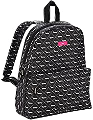 SCOUT Backstory Mini Backpack, Adjustable Straps, iPad/Tablet Sleeve, Water Resistant, Zips Closed