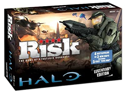 Halo Legendary from Risk