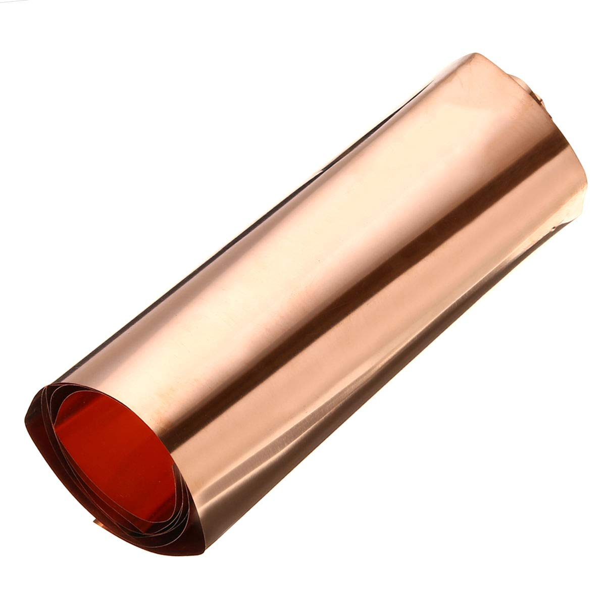 Copper Sheet 1mm Panels Cu Metal Sheet Metal Selectable 100mm To 2000mm
