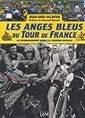 Les Anges Bleus du Tour de France par Ollivier