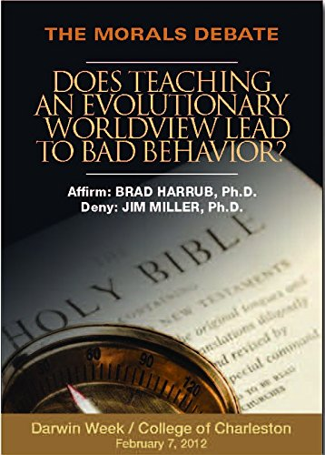 The Morals Debate: Does Teaching An Evolutionary Worldview Lead To Bad Behavior? (Gbn)