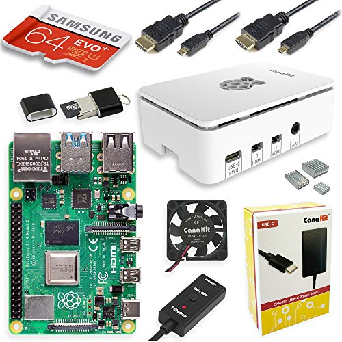 CanaKit Raspberry Pi Kit