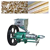 Best Choice New Corn Puffed Food Extruder Extruding Food Puffing Machine 20kg/h (NJ CA Warehouse)