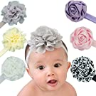 Graceful Shine Baby Girl Hair Accessories Headbands Set Newborn Infant Toddler