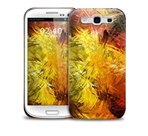 Pastel Paint Samsung Galaxy S3 GS3 protective phone case
