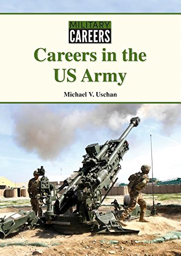 Download Careers in the US Army (Military Careers) pdf