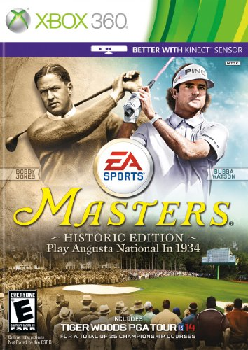 Tiger Woods PGA TOUR 14: Masters Historic Edition -Xbox 360 by EA Sports