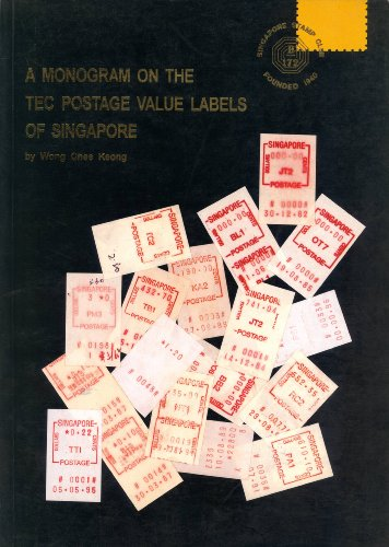 A Monogram on the TEC Postage Value Labels of Singapore ()