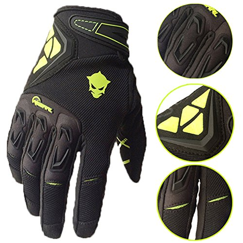 RIGWARL Full Finger Motocross Cycling Gloves With Protect Shell For Bike Racing Motorcycle