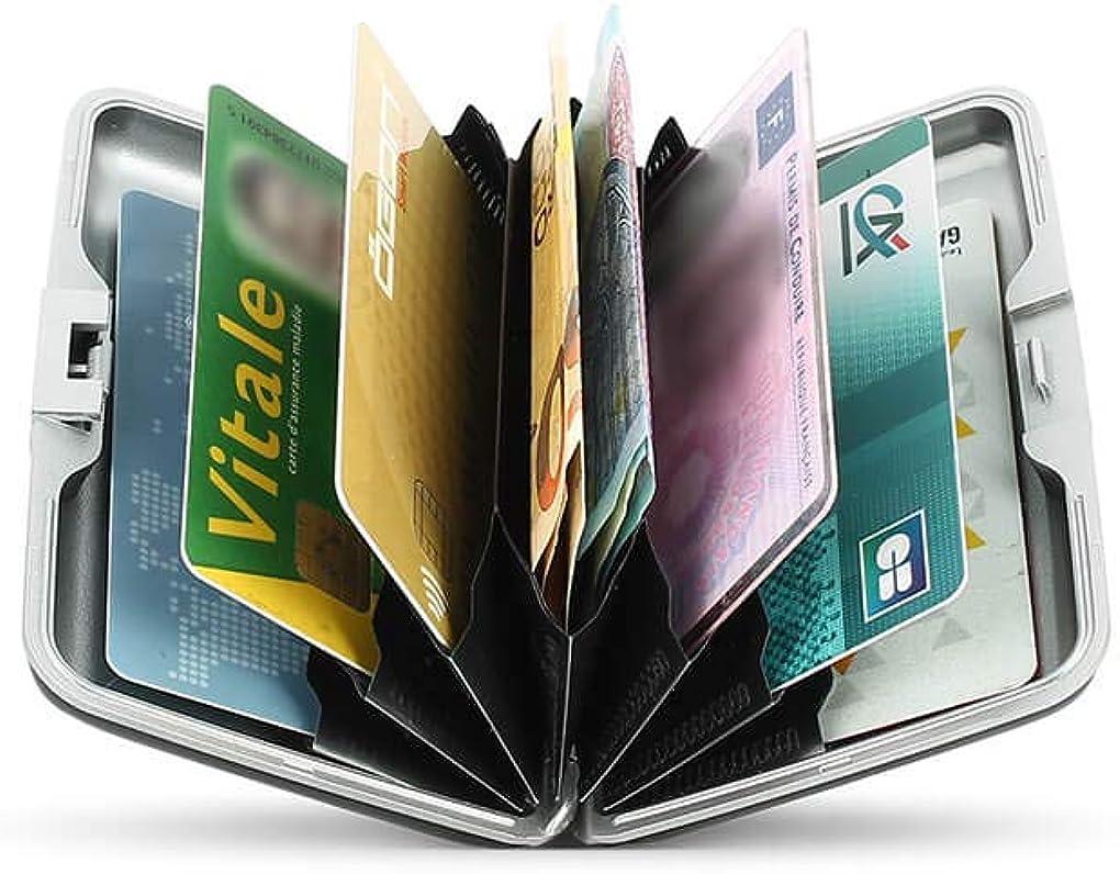 /Ögon Smart Wallets RFID Blocking 10 Cards and Banknotes Stockholm Aluminium Wallet