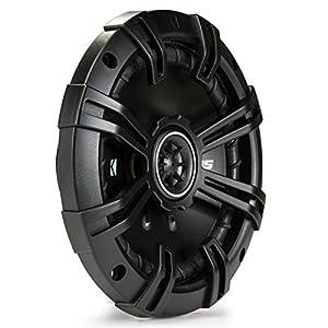 """2) Kicker 43DSC6504 6.5"""" 240 Watt 2-Way 4-Ohm Car Audio Coaxial Speakers DSC6504"""