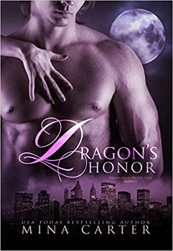 Dragon's Honor by Mina Carter