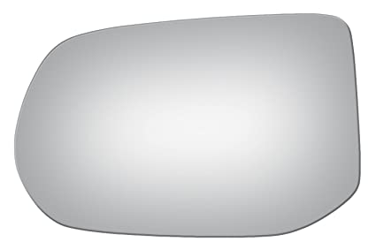 Amazon.com  Flat Driver Side Replacement Mirror Glass for 2006-2010 ... a3751f1eea6