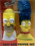 The Simpsons - Salt and Pepper Set
