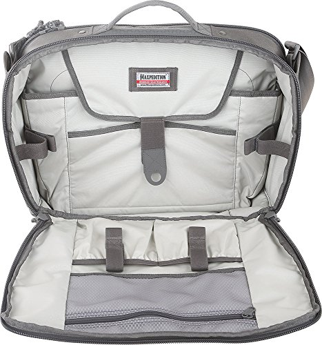 Maxpedition Skyvale Messenger Bag, Gray by Maxpedition (Image #5)
