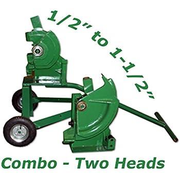 Mechanical Conduit Bender 1 2 Quot 1 1 2 Quot 2 Heads Fits