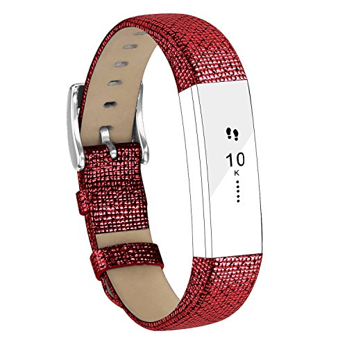 POY Fitbit Genuine Leather Replacement
