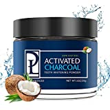 Econobum Natural Teeth Whitening Powder - Made with Activated Coconut Charcoal - for Sensitive Teeth and Healthy Whitener