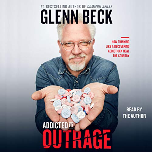 Addicted to Outrage by Simon & Schuster Audio (Image #1)