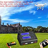 HTRC LiPo Charger Dual 1-6S Balance Battery
