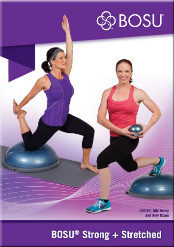 Bosu Strong Stretched Fitness DVD