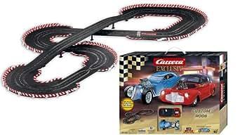 Carrera Exclusive Custom Rods Slot Car Set - 1:24 Scale